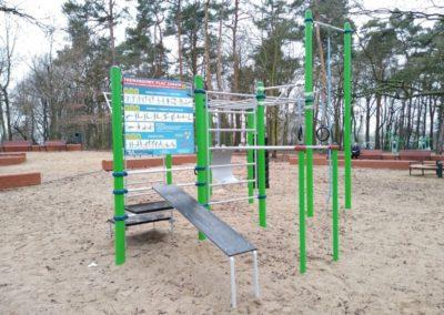 Szczecin Park ul.Litewska