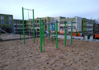 Strefa sportowa Szczecin ul.Seledynowa