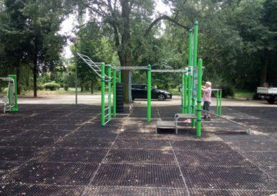 Strefa sportowa Stargard Park Popiela