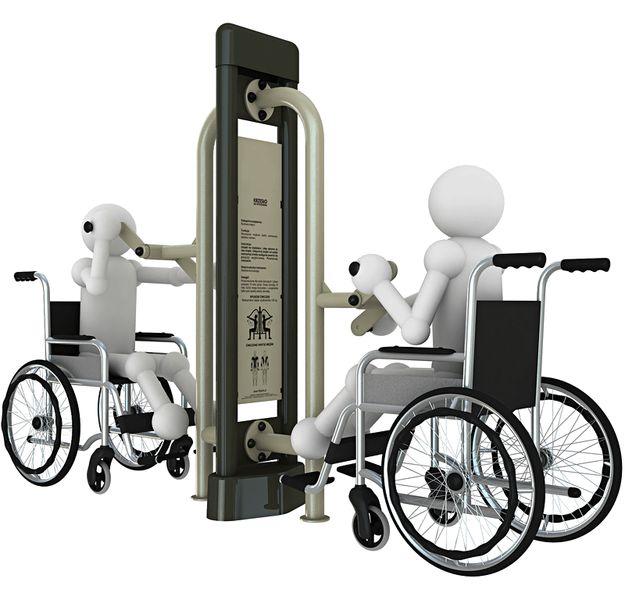 TLS R07 – Rower do rąk